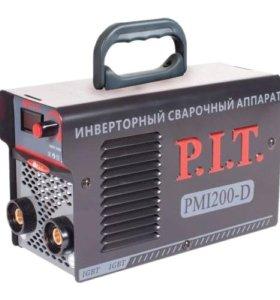 Сварочный инвертор P.I.T. PMI 200-D IGBT