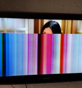 телевизор samsung LE40A656 2007 г.