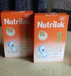 Nutrilak 1 смесь 5 пачек