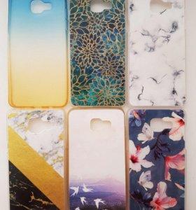 Чехлы на Samsung Galaxy A5 2016
