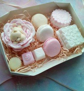 Мыло набор для принцессы