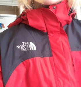 Ветровка The North Face + кофта