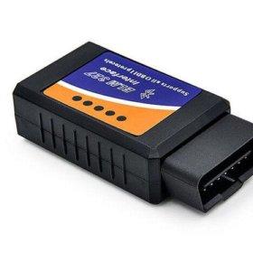 Увеличенная версия адаптера ELM327