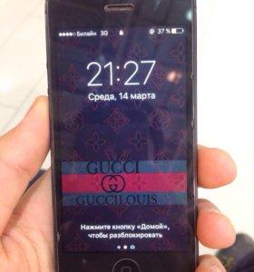 Продам iPhone 5g на 32гб