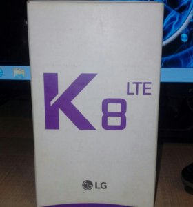 LG K 8 LTE на гарантии торг приветствуется