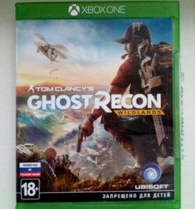 Ghost Recon wildlands на Xbox one