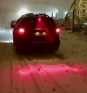 Стоп-сигнал дополнительный лазерный