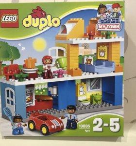 LEGO Duplo семейный дом новый
