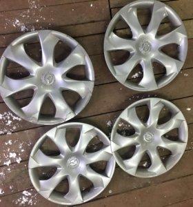 Колпаки Mazda r16