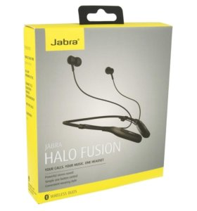 Bluetooth Наушники гарнитура Jabra Halo Fusion