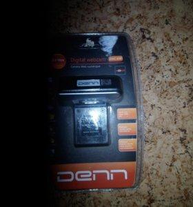 Web камера Denn