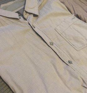 Рубашки. Две сразу