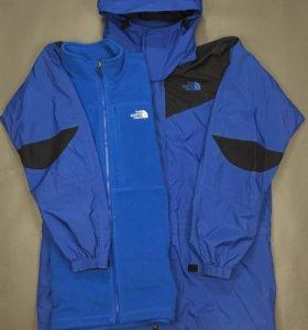 Винтажная куртка на мембране The North Face