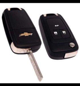 Ключ шевроле