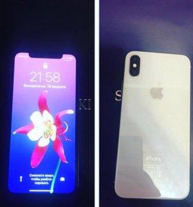 Продам IPhone X 256gb