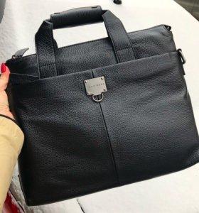 Мужской портфель мужская сумка