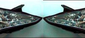 Фара передняя левая+правая тюнинг Hyundai Sonata 6