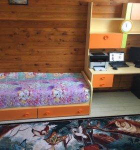 Детская спальня Фруттис