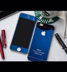 Цветные брони на айфон