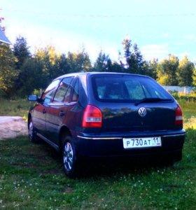 Volkswagen Pointer, 2004