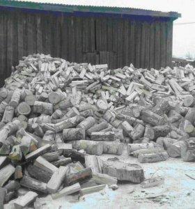 Продам дрова. Береза колотая.