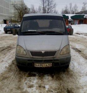 ГАЗ Соболь, 2004