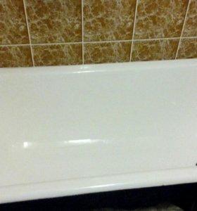 Реставрация ванн Жидким Акрилом (Наливная ванна)