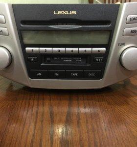 Магнитола Lexus Rx-300,Rx-330