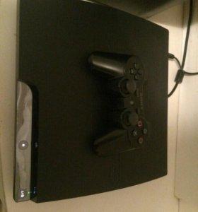 Sony PS3 Slim прошитая