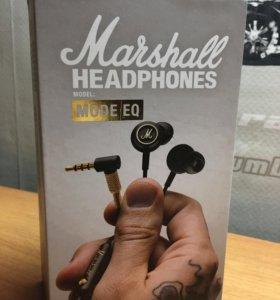 Marshall Mode EQ black&gold