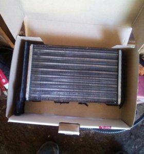 Радиатор Отопитель 2108
