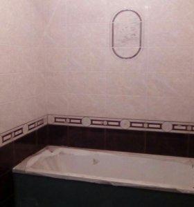 Услуги по ремонту ванных комнат