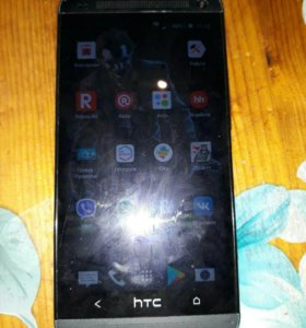 Продам или обменяю HTC one m7