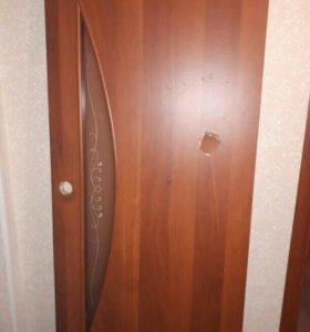 Дверь, полотно без коробки