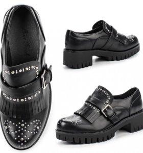 Ботинки лоферы