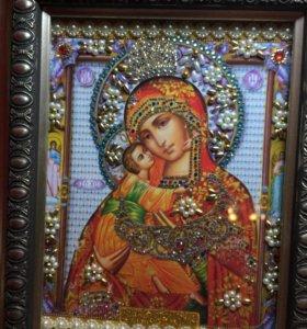 Икона Владимирская Божьей Матери