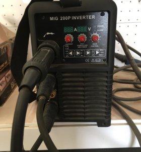 Сварочный аппарат миг тиг мма WTL 200P