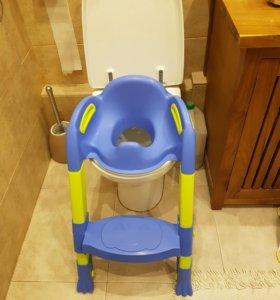 Детский стульчик для унитаза Roxy kids