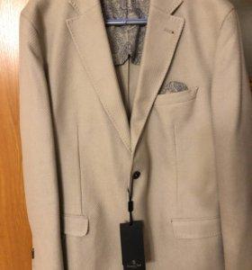 Новый стильный пиджак Massimo Dutti