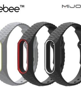 Ремешки Mijobs для Xiaomi Miband 2