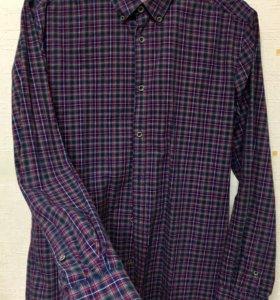 3 мужские рубашки размер S
