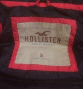 жилетка Hollister