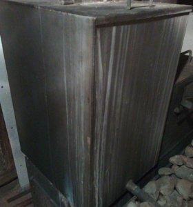 Сварка емкостей из нержавеющей стали