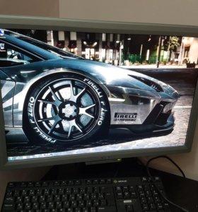 Мониор Acer 24 дюйма в комплекте HDMI кабель