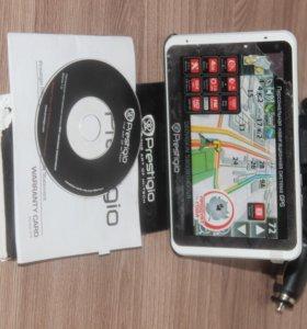 Навигатор/видеорегистратор prestigio 5800