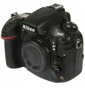 Nikon D800 body (Возможен торг)