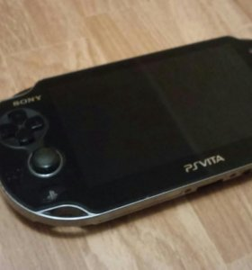 PlayStation Vita ( игровая консоль PSVita