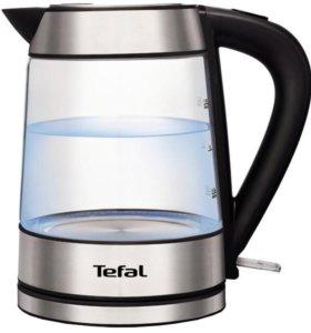 Абсолютно новый чайник Tefal