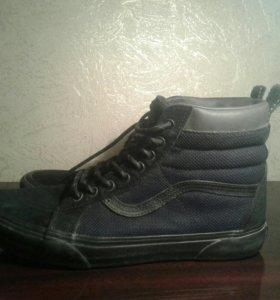 Vans Sk8-hi MTE black