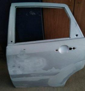 Дверь форд фокус 1